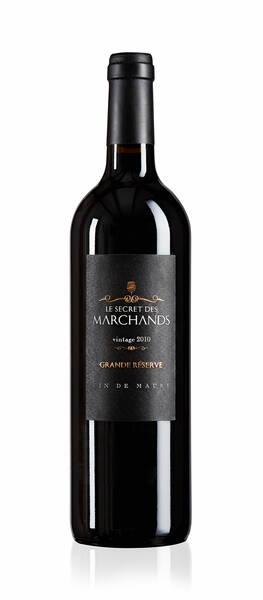 Le Manoir des Schistes  - Secret  Marchands, Vin doux naturel. AOP Maury - Rouge - 2013