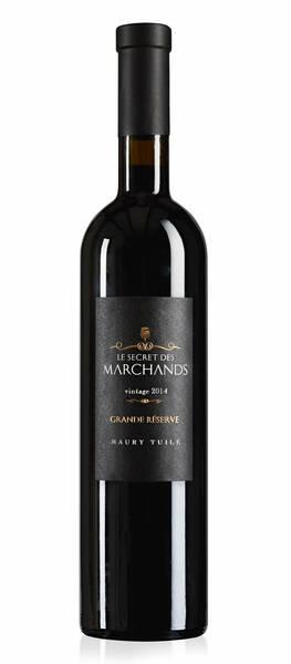 Le Manoir des Schistes  - secret  marchands, vin doux naturel. aop maury - Rouge - 2014