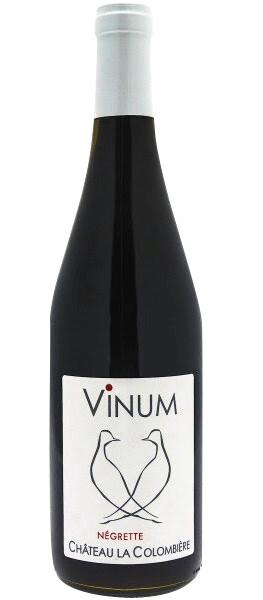 La Colombière - vinum - Rouge - 2019