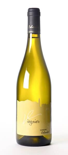 Domaine Colombet - viognier - Blanc - 2020