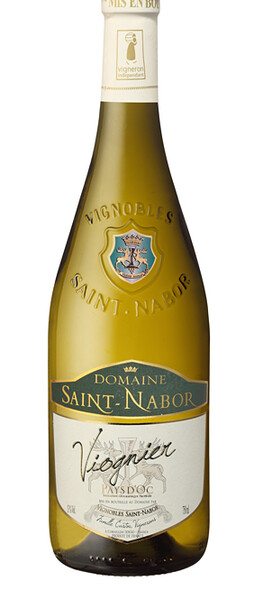 Château Saint Nabor - viognier - Blanc - 2018