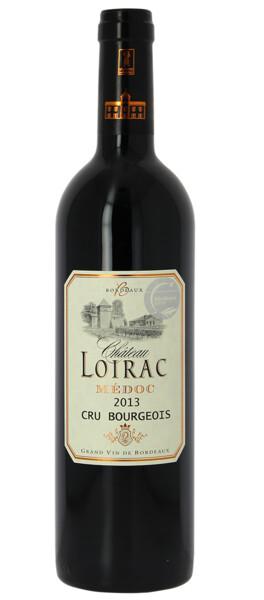 Chateau Loirac - cru bourgeois - Rouge - 2013