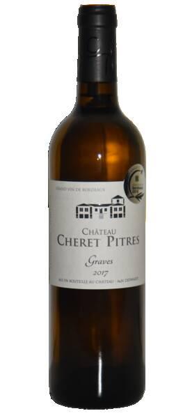Chateau Cheret Pitres - graves - Blanc - 2019