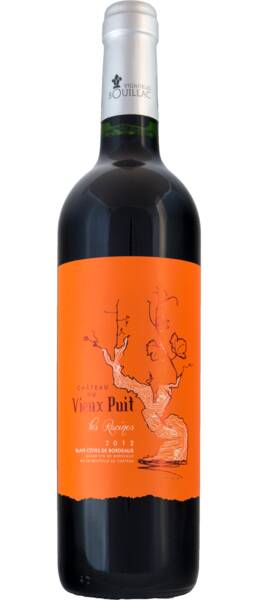 Vignobles Bouillac - les racines - château du vieux puit - Rouge - 2012