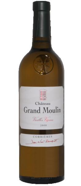 Château Grand Moulin  - vieilles vignes - Blanc - 2018