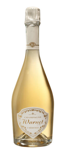 Champagne Warnet - l'héritage - Pétillant