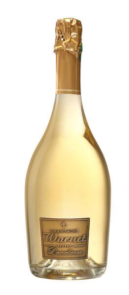Champagne Warnet - l'excellence - Pétillant