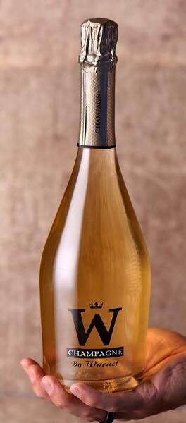 Champagne Warnet - signature - Pétillant - 2010