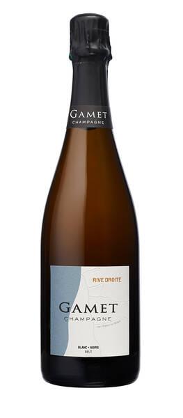 Champagne Gamet - rive droite - Pétillant