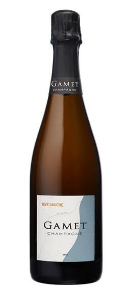 Champagne Gamet - rive gauche - Pétillant