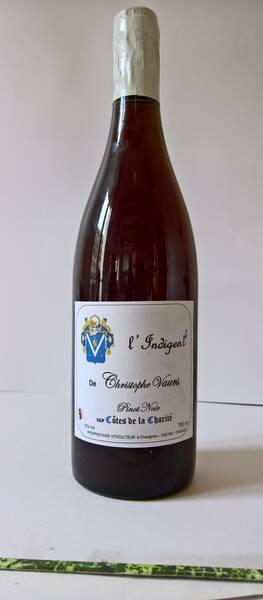 Domaine Christophe Vaurs  - l'indigent - Rouge - 2019