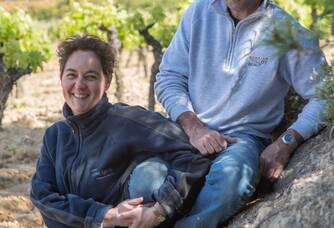 Anne Gros et Jean Paul Tollot