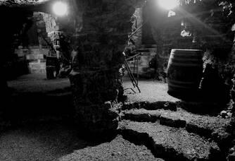 La cave de la Cave du Maitre de Poste