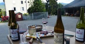 Dégustation des vins du Domaine de l'Idylle