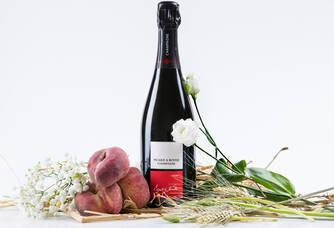 Bouteille du Champagne Picard Boyer