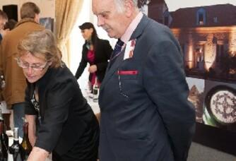 Yann et Florence Bouscasse du Château Cantinot