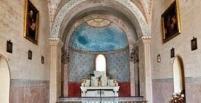 La Chapelle du Château de Saint-Martin de la Garrigue