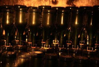 Des bouteilles du Champagne Philipponnat