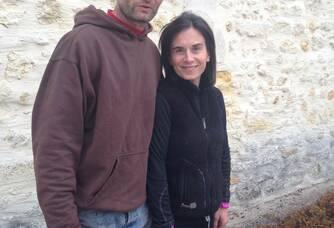 Lionel et Amélie TOUCHAIS