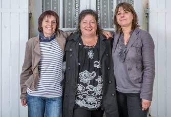 Les femmes du Château Haut Prieur