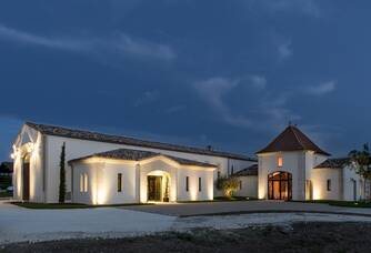 le nouveau château Haut-Goujon