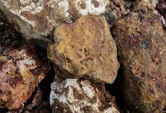 Le terroir calcaire du Château les Croisille