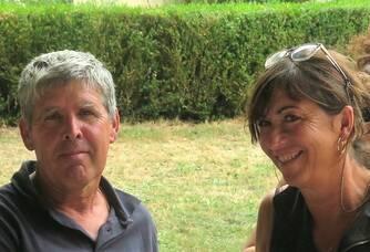 Marie-Hélène et Thierry BAUDEL