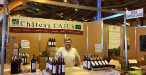Château Cajus(Bordeaux) : Visite & Dégustation Vin