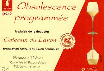 Obsolescence programmee