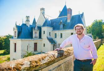 Château du Petit Thouars - Le propriétaire