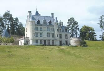 Château du Petit Thouars - Le Château