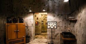 Clos Canereccia - La cave, caveau de dégustation