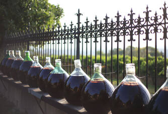 Château de Viella - Nos vins en fiole