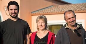 Domaine Massillan - La Famille Reboul