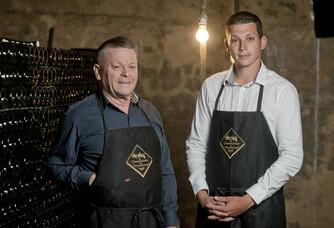 Champagne André Tixier et Fils - Les propriétaires