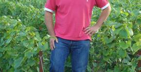 Champagne Fabrice Bertemes - Le vigneron