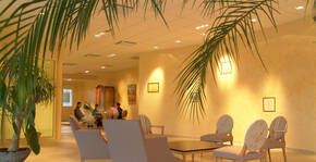 Salle de réception