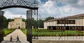 Château La Tour Carnet (Bordeaux) : Visite & Dégustation Vin