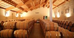 Château Gaby - La cave