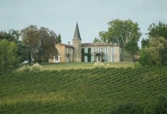 La Bastane - Le Château