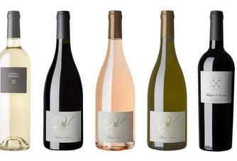 Les vins du Château Vessière