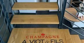 Champagne A. Viot et Fils(Champagne) : Visite & Dégustation Vin