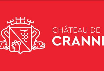 Le blason du Château de Cranne