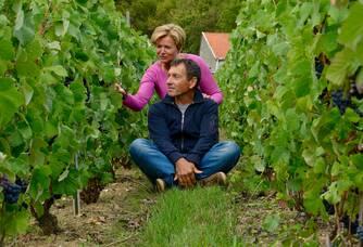 Pascal et Sandrine Lejeune