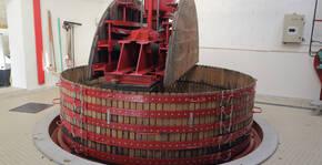 Le pressoir du Champagne Jeaunaux-Robin