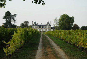 L'allée du Château de Bois-Brinçon