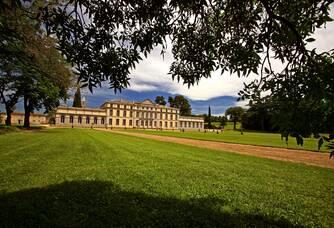 Le parc du Château de Pennautier