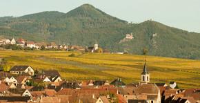 Vue du Sonnenglanz depuis Bott Geyl