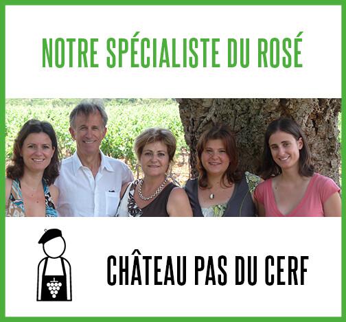 Notre spécialiste du rosé